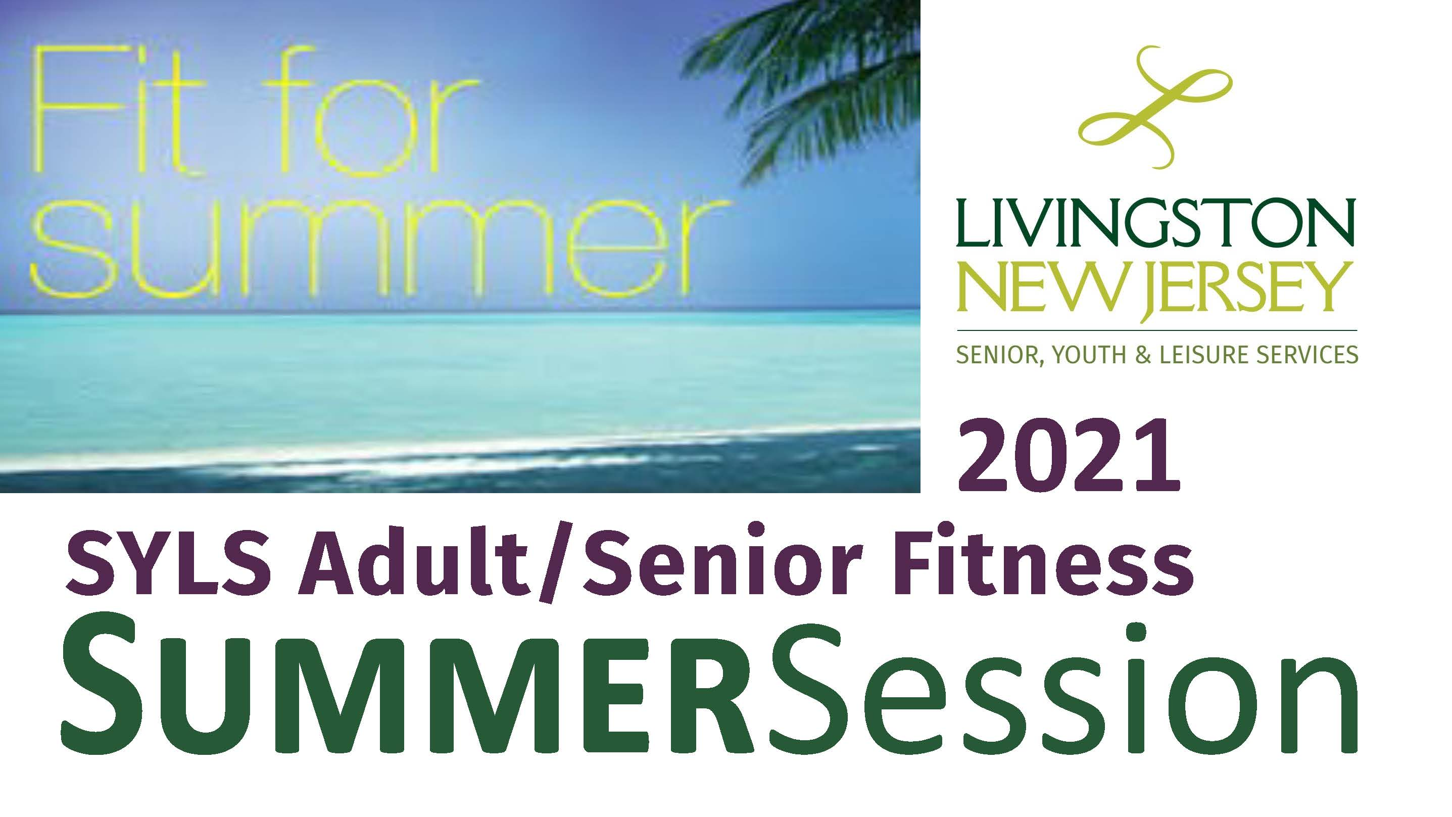 Summer Adult Fitness 2021