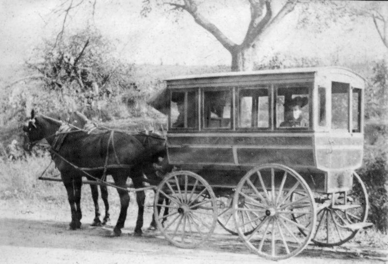 Livingston Stagecoach