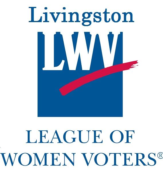 Logo for the Livingston League of Women Voters (JPG)