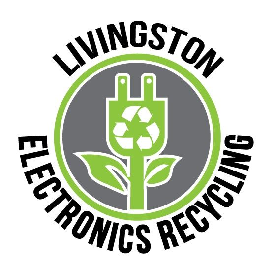 Livingston Electronics Recycling logo