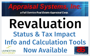 2020 Revaluation Banner- Status & Tax Info & Calculation Tools now available