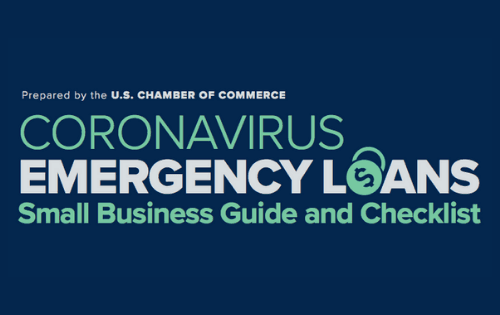 Prepared by the U.S. CHAMBER OF COMMERCE - CORONAVIRUS EMERGENCY LOANS - Small Business Guide and Ch Opens in new window